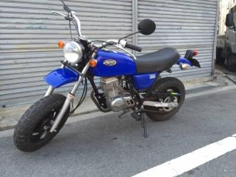 高津区でバイクの買取