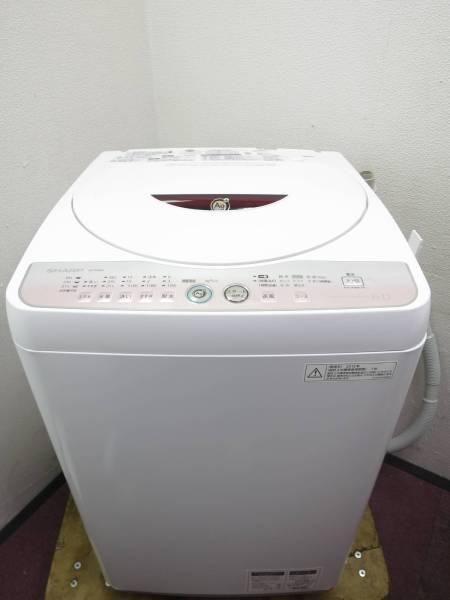 SHARP 洗濯機 ES-GE60L