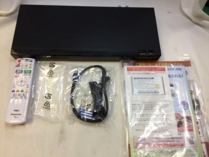 パナソニック HDDブルーレイレコーダー DIGA DMR-BRS510