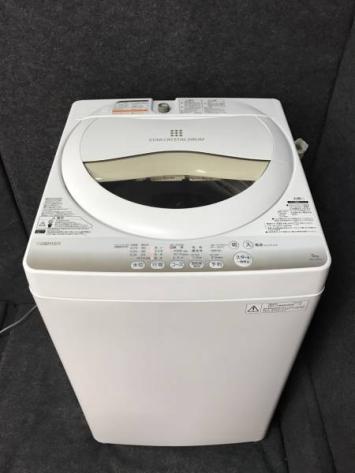TOSHIBA 東芝 AW-5G2 全自動洗濯機