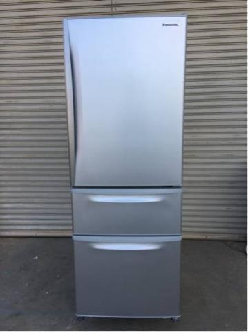 パナソニック ノンフロン冷凍冷蔵庫 NR-C32AM-S