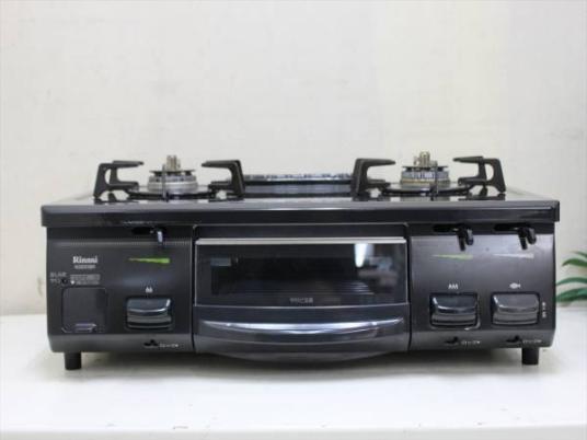 パロマ 都市ガス ガスコンロ テーブル RT61GH-R