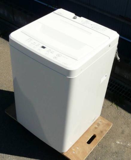 無印良品 4.5kg 洗濯機 AQW-MJ45