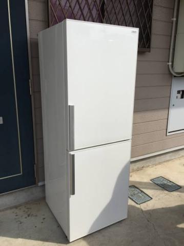 AQUA アクア AQR-SD27B 冷凍冷蔵庫 270L