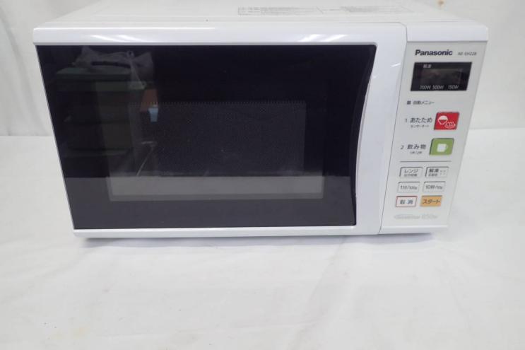Panasonic 電子レンジ NE-EH228-W