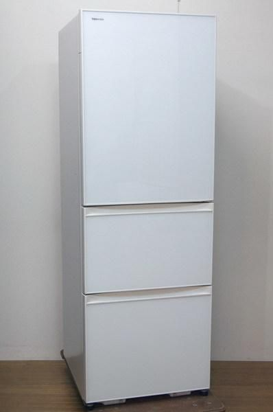 東芝 ノンフロン冷凍冷蔵庫 GR-H38SXV