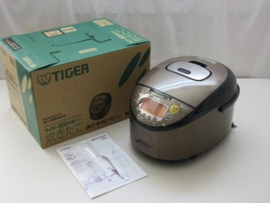 TIGER 圧力IH炊飯ジャー  JKT-B182 炊飯器