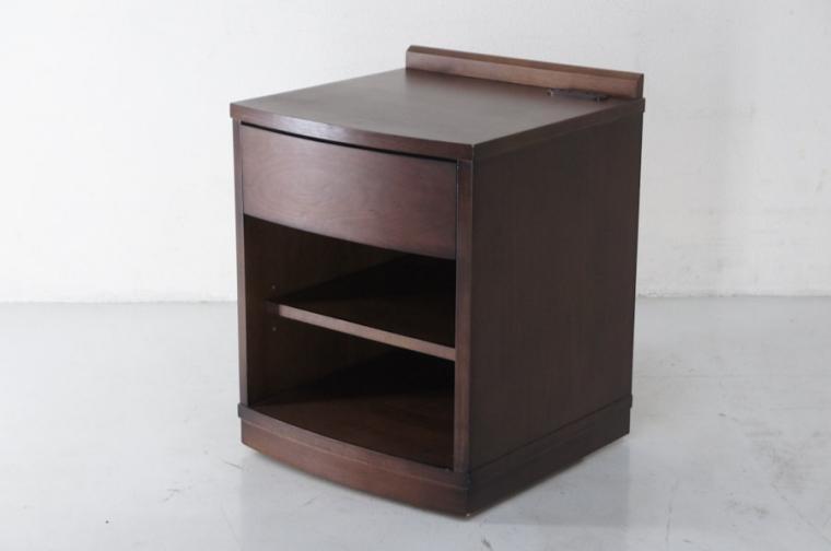 IDC大塚家具 ナイトテーブル ベッドサイドテーブル