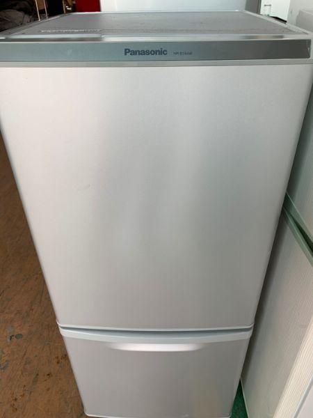 Panasonic パナソニック 冷凍冷蔵庫 2ドア 138L NR-B14AW-S