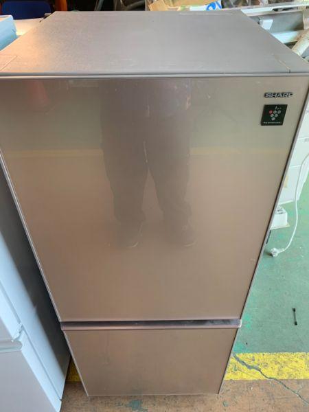 シャープ SHARP 2ドア 冷凍冷蔵庫 SJ-GD14D-C