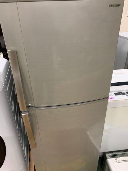 シャープ SHARP ノンフロン冷凍冷蔵庫 SJ-23W-N 228L