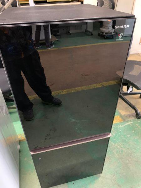SHARP プラズマクラスター 冷蔵庫 SJ-GD14E