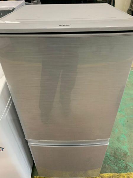 SHARP SJ-D14C-W 冷蔵庫