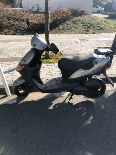 放置原付バイク無料回収 川崎区