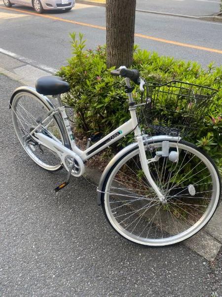 自転車の販売