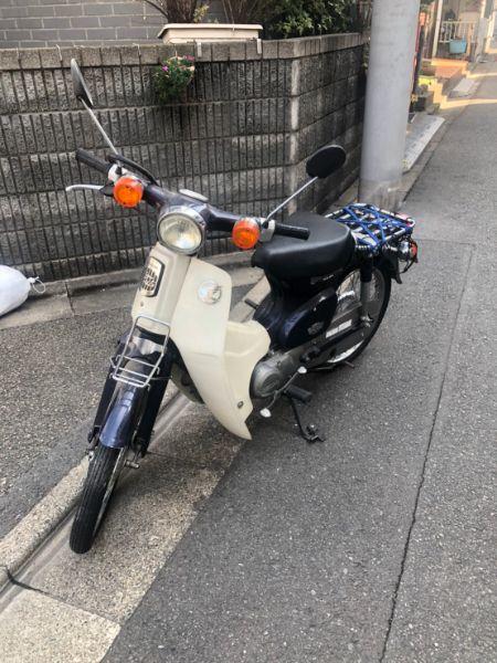 放置原付バイク無料回収|品川区