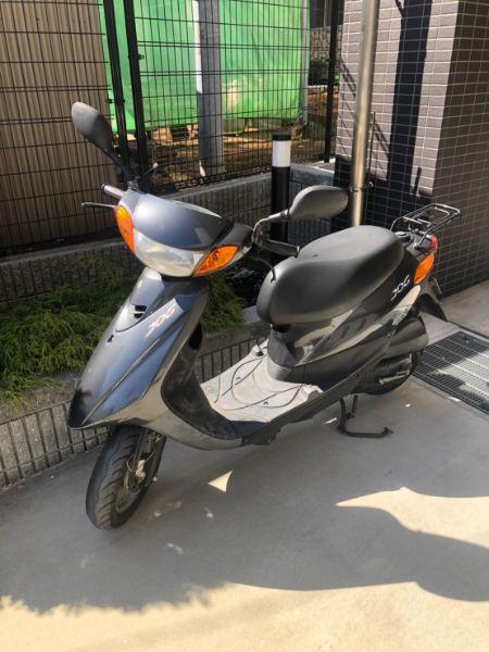 放置原付バイク無料回収|世田谷区