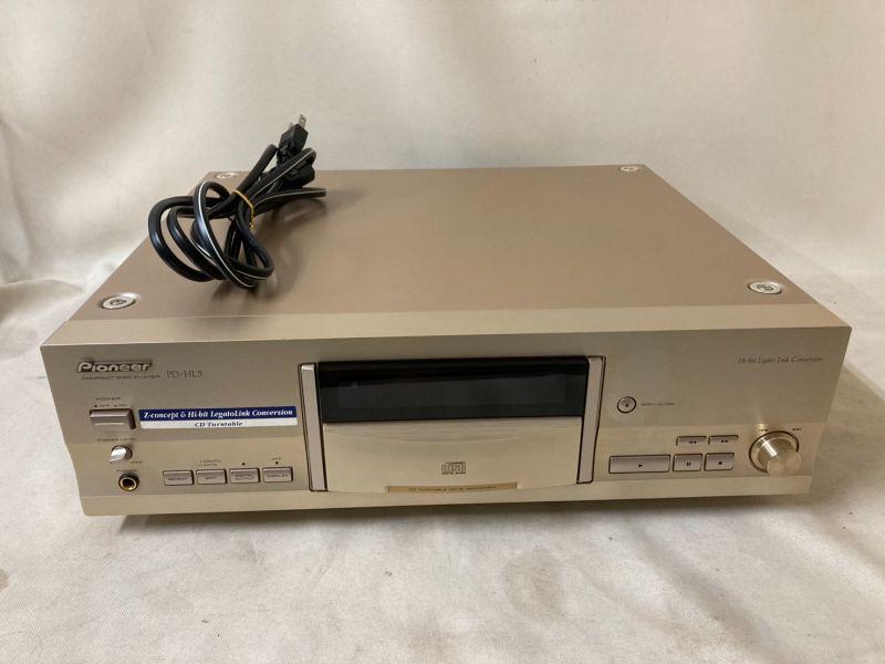 Pioneer パイオニア CDプレーヤー PD-HL5