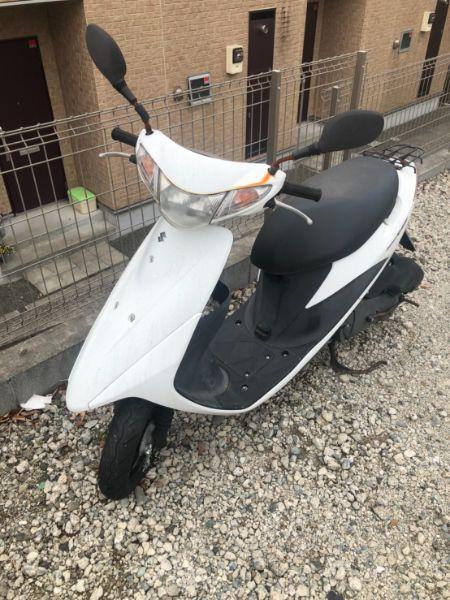 放置原付バイク無料回収|宮前区