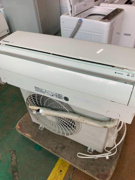 パナソニック CS-J286C  冷暖房除湿 エアコン
