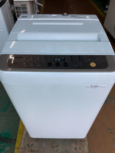 Panasonic NA-F70PB11 洗濯機