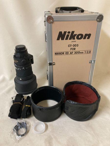 Nikon ED AF NIKKOR 300mm F2.8 ニコン レンズ CT-303